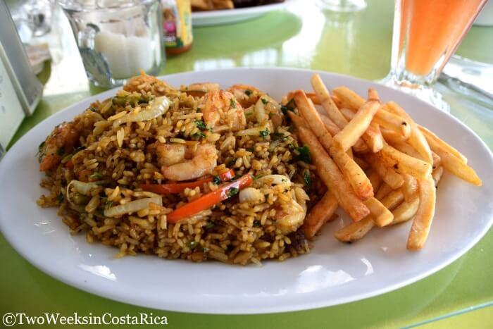 Restaurants in Bijagua, Costa Rica - Las Tinajitas