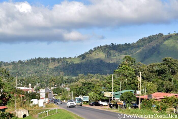 Bijagua, Costa Rica Destination Guide - View of Town
