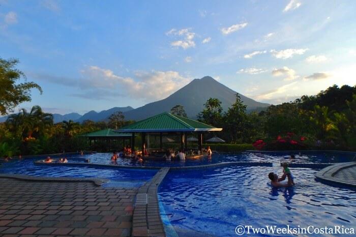 La Fortuna Hotel Guide - Arenal Manoa