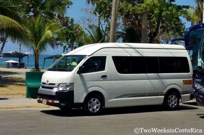 Private Shuttle Hire Costa Rica