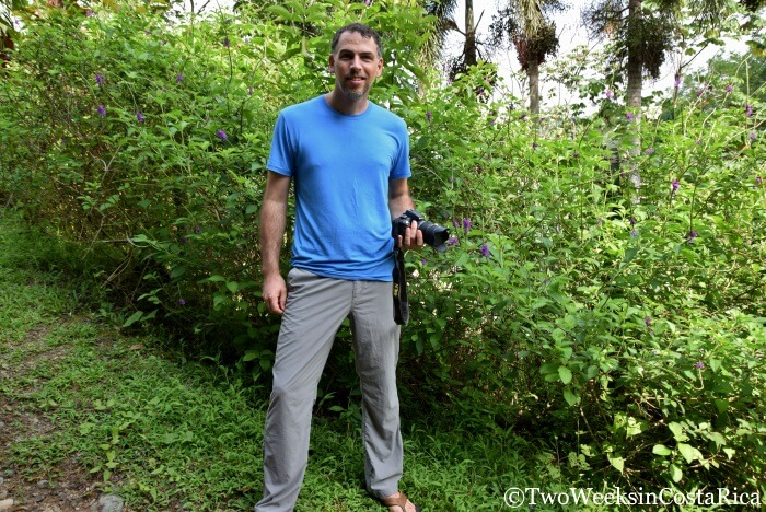 Mosquito Repellent Clothing for Costa Rica