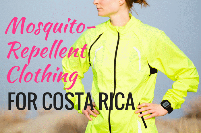 Mosquito-Repellent Clothing for Costa Rica