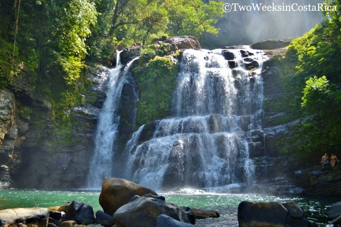 Why Costa Rica is Perfect Families - Waterfalls