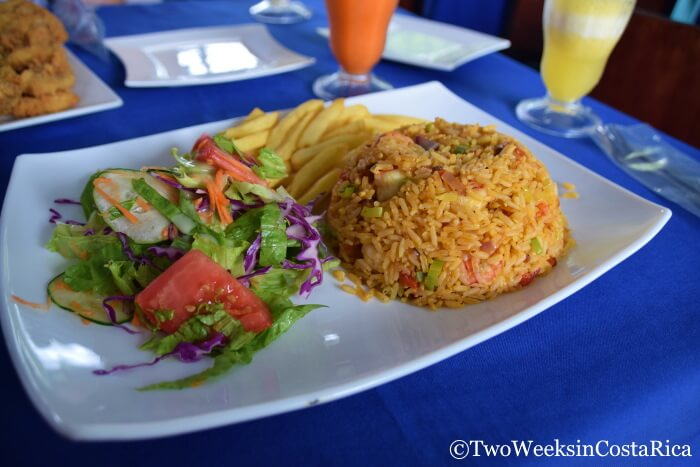 Recommended Restaurants in Drake Bay - Bahia Azul