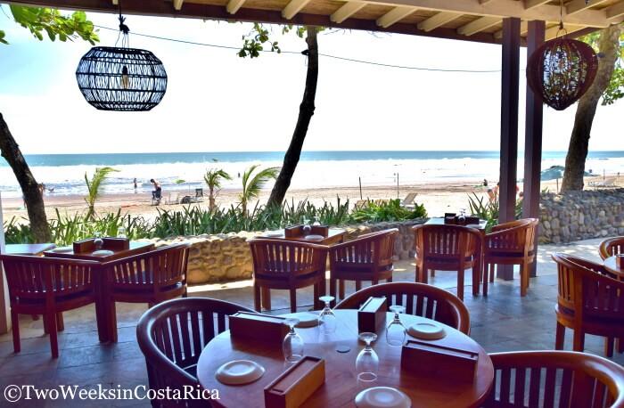 Restaurant Guide Jaco, Costa Rica - El Hicaco Beachfront Restaurant