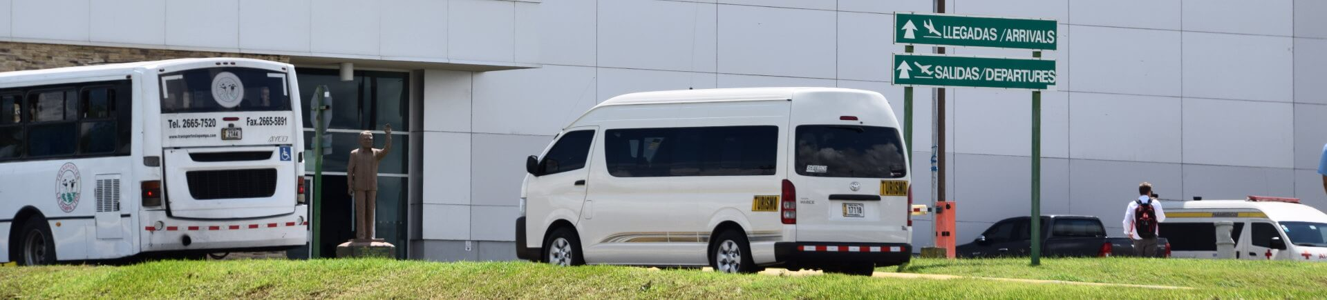 Shuttle Van Service Costa Rica