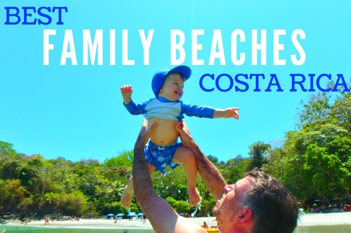 Beaches for Families in Costa Rica