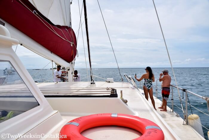 Catamaran Tour Playa Tamarindo
