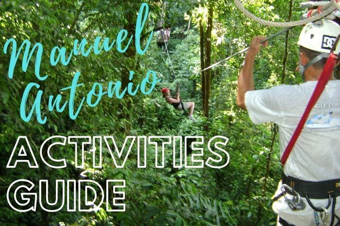 Manuel Antonio Activities Guide