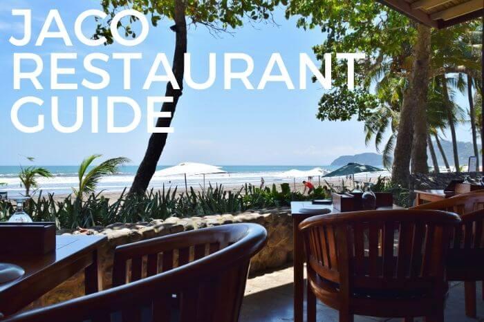 Jaco Restaurant Guide