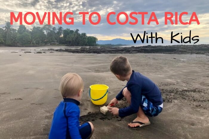 Moving to Costa Rica with Kids