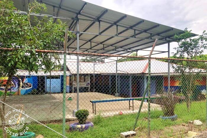 Public School Playa Hermosa Costa Rica