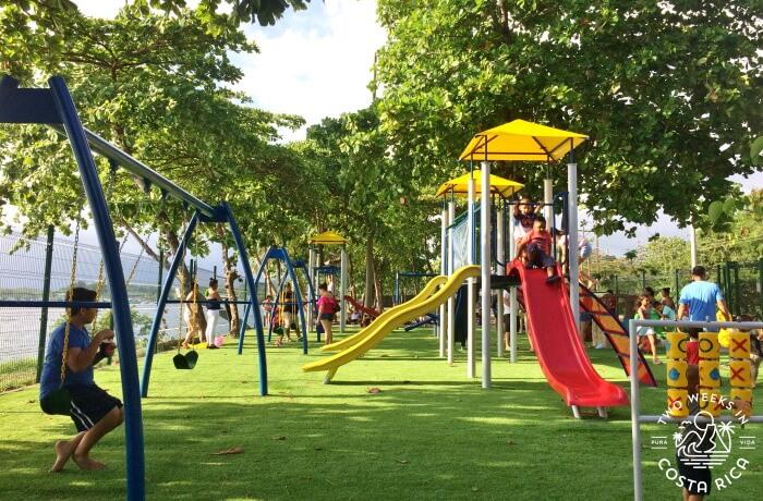 Playground Quepos Costa Rica