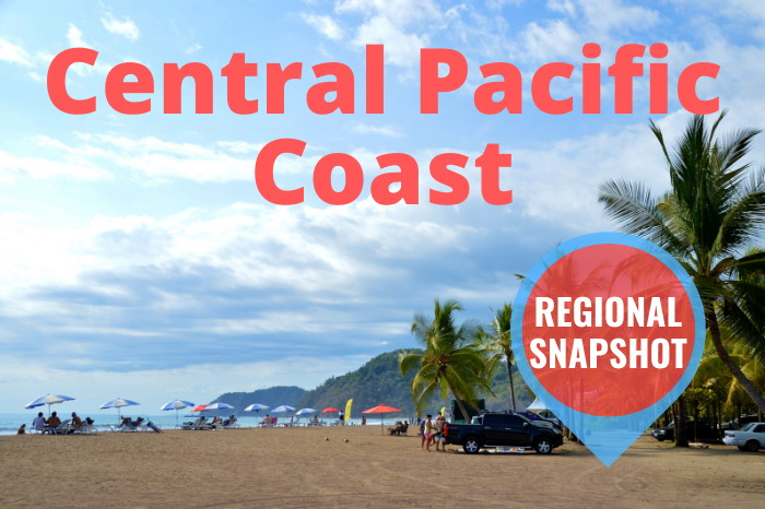 Central Pacific Coast Regional Info