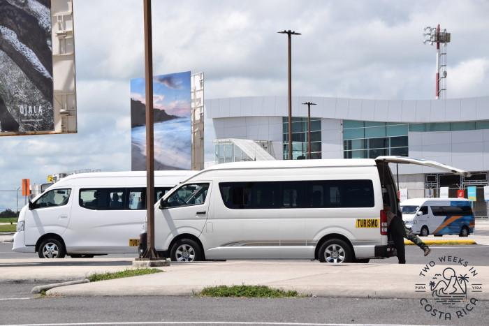 LIR Airport Shuttles