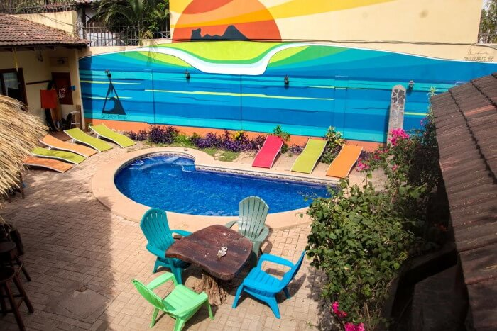 Tamarindo Backpackers hotel Tamarindo