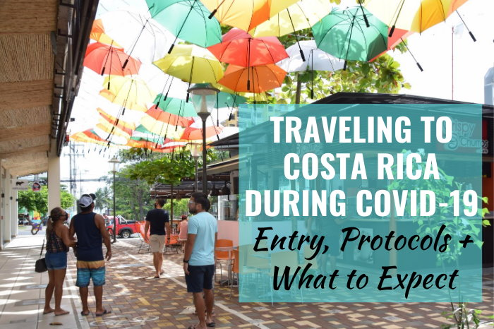 Traveling Costa Rica During Reopening Covid
