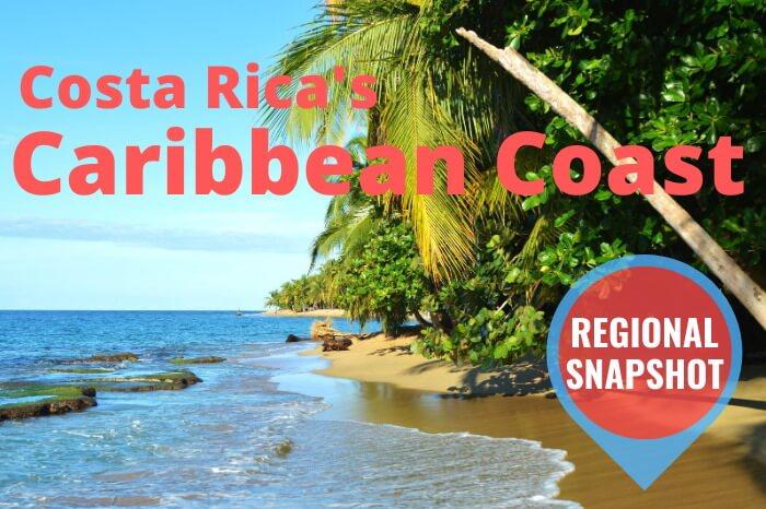 Caribbean Coast Regional Snapshot