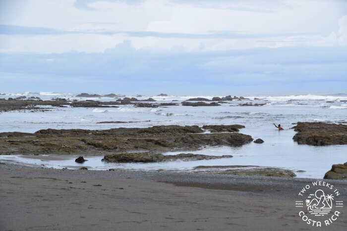 Tide Pools Punta Banco Southern Costa Rica