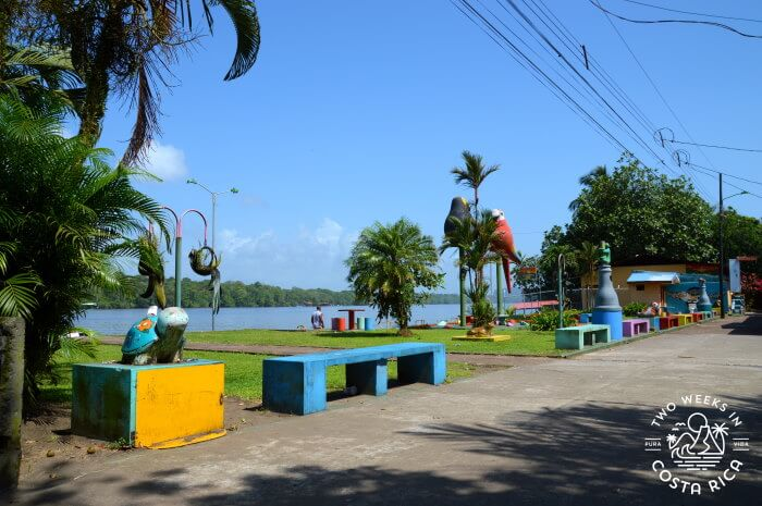 Tortuguero Main Walkway
