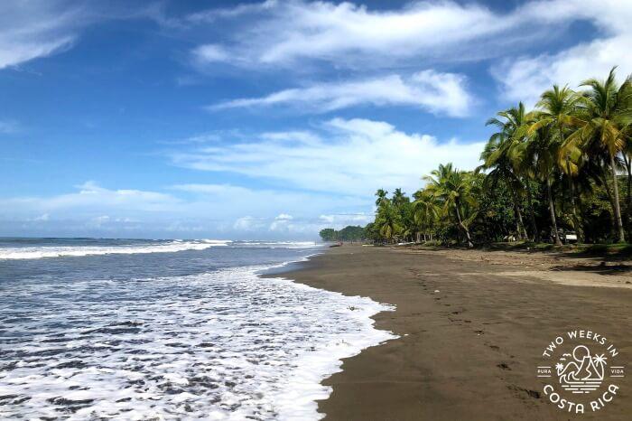 Costa Rica Beach During Covid
