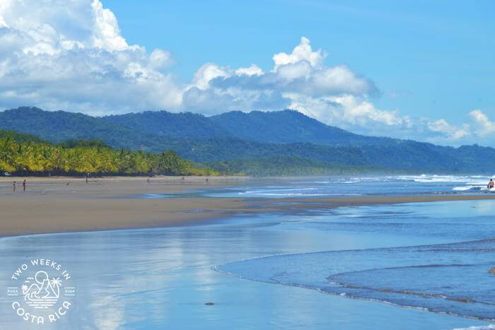Beach Southern Pacific Costa Rica