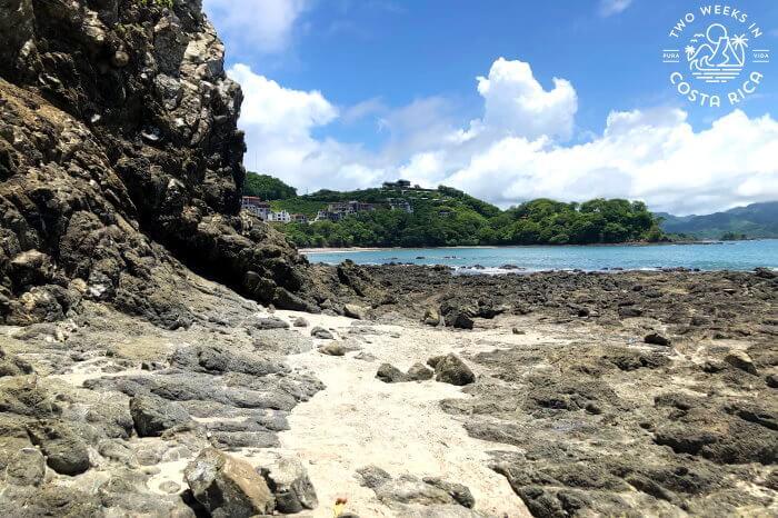 Walking to Playa Dantita