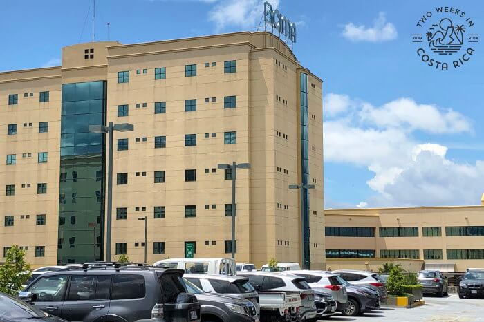 CIMA Hospital Covid Testing Costa Rica