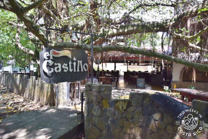 El Castillo restaurant Potrero