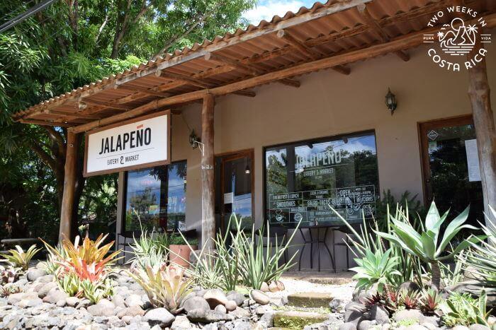 Jalapenos Mexican restaurant Playa Negra
