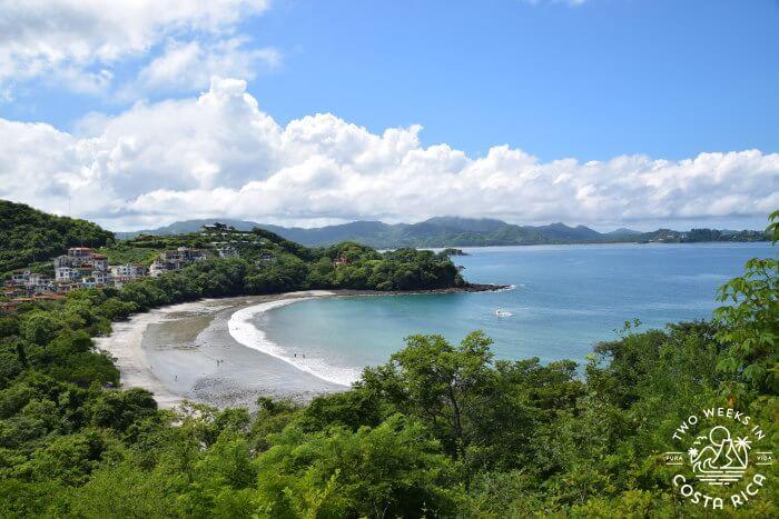 View Playa Danta