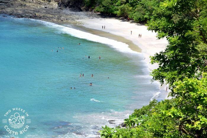 Playa Dantita Guanacaste