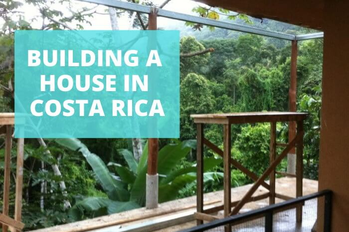 Building House Costa Rica