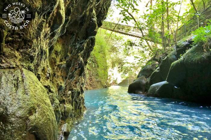 Oropendola Waterfall Guanacaste Costa Rica