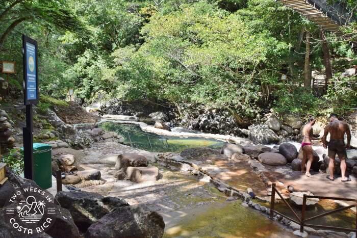 Hacienda Guachipelin Hot Springs and Mud Baths