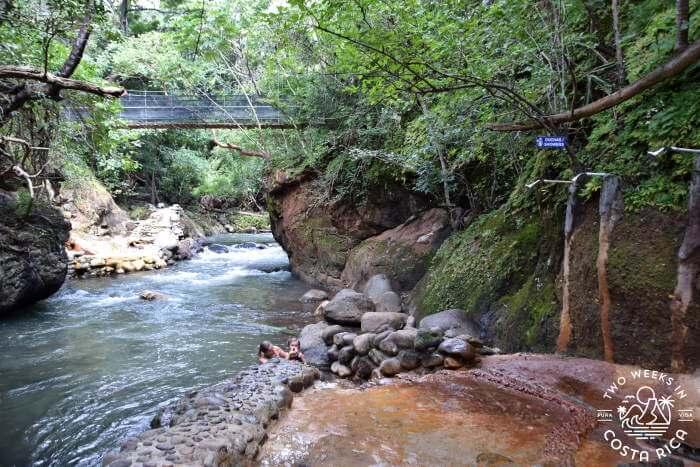 River Rio Negro Rincon de la Vieja