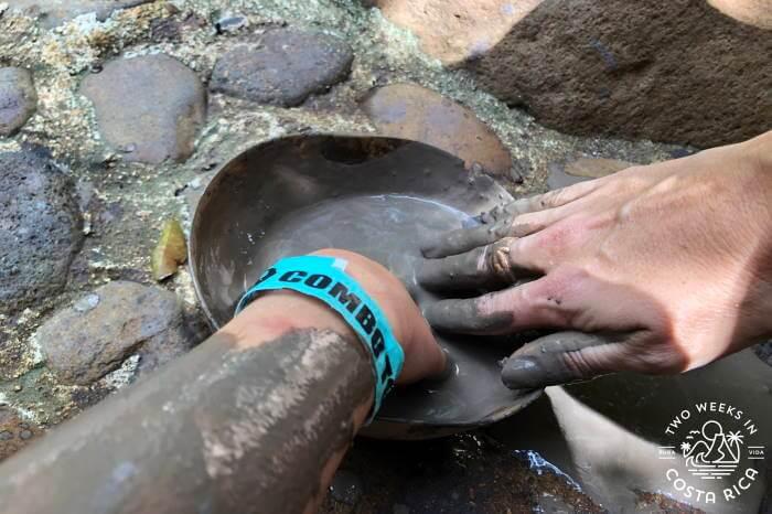 Mud Bath Rincon de la Vieja