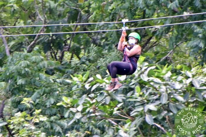 ZIp Lining Costa Rica Covid
