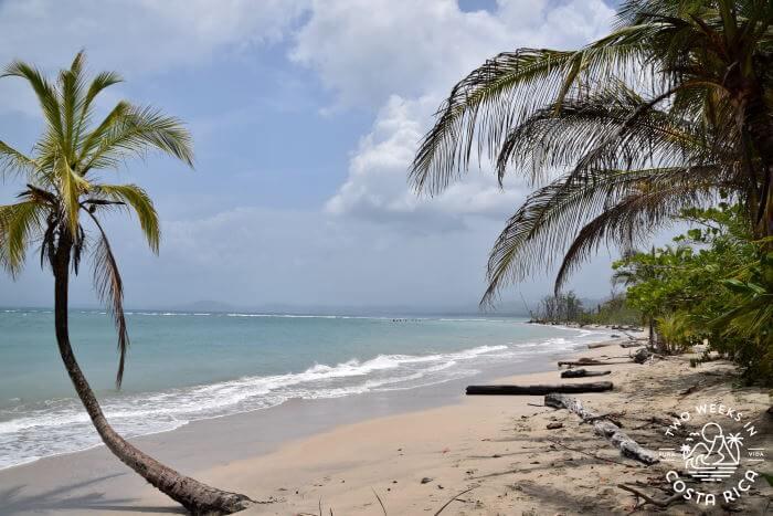 Remote Beach Cahuita
