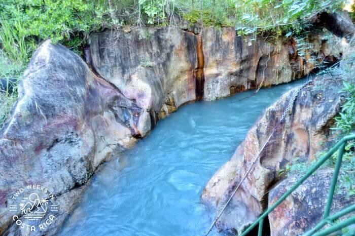 Rio Blanco Rincon de la Vieja