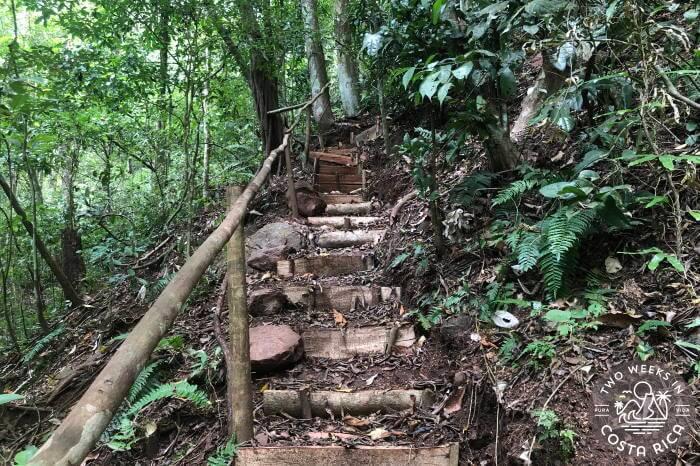 Rustic Trail El Salto de Gamalotillo