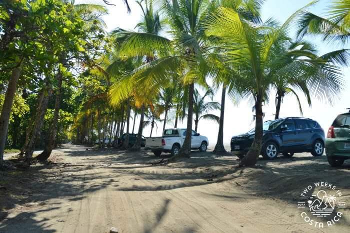 Beach Road Playa Bejuco