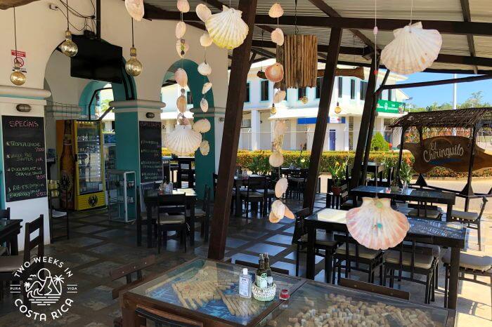El Chiringuito Restaurant Esterillos