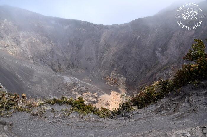 Main Crater Irazu