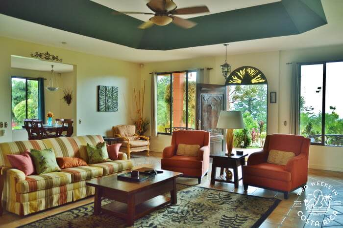 Vacation Rental Atenas Costa Rica