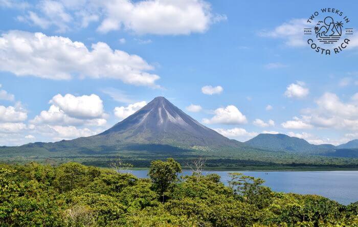 Arenal Volcano View Peninsula Sector
