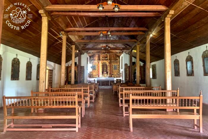 Iglesia Colonial de Orosi
