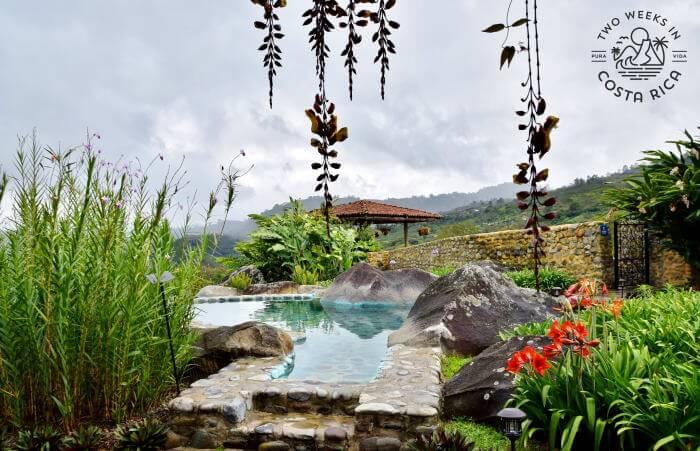 Hot Springs Orosi