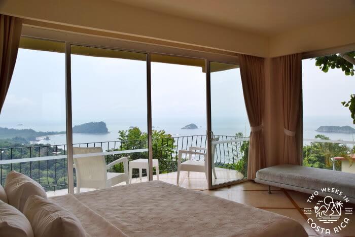 Premium Oceanview room La Mariposa