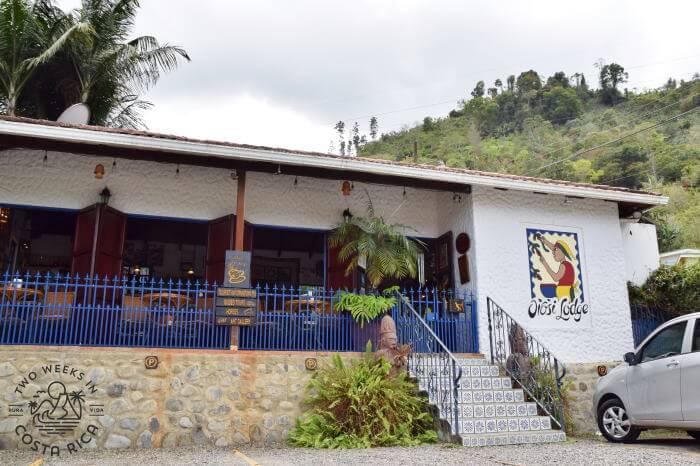 Orosi Lodge